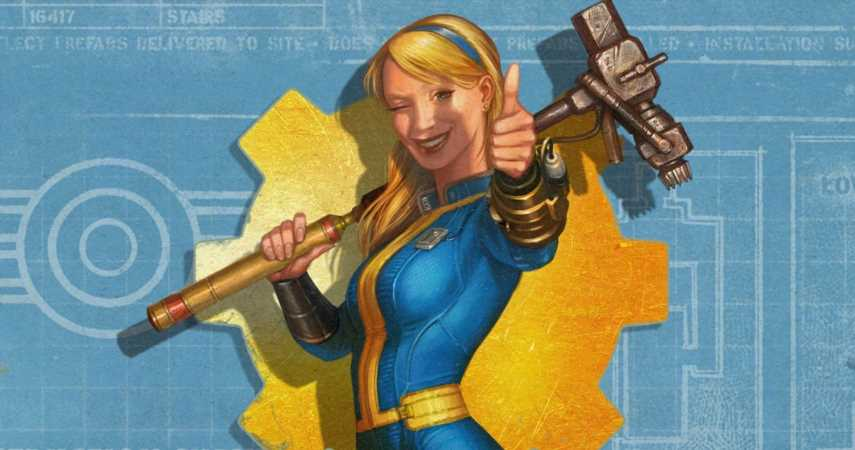 Humble Bundle Offering The Fallout Tabletop RPG And Expansions For A Few Caps