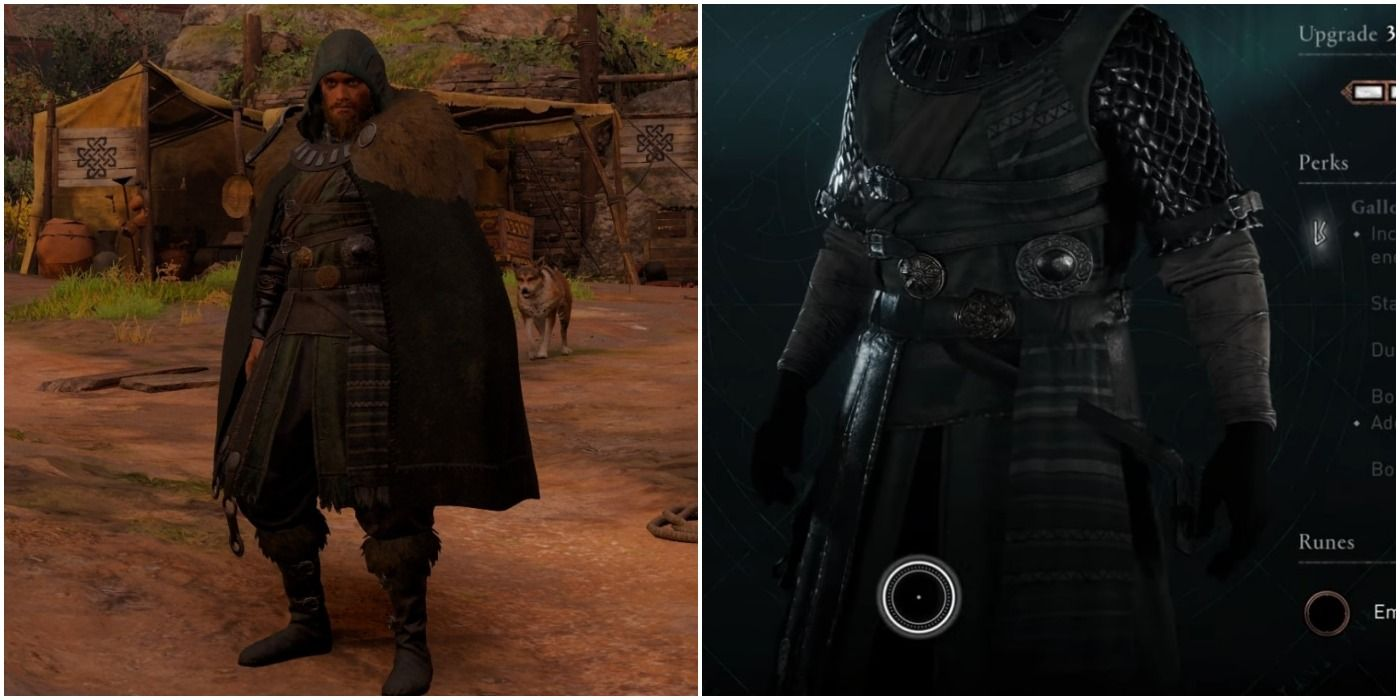 Assassin's Creed Valhalla: Where To Find All Of The Pieces Of The Galloglach Armor Set