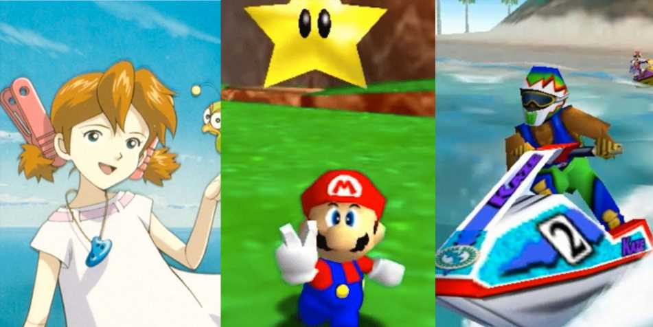 The First 10 Games Released On The N64 (In Chronological Order)