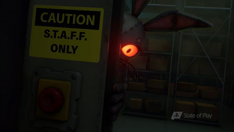Five Nights At Freddy's: Security Breach Gets A Creepy New Trailer