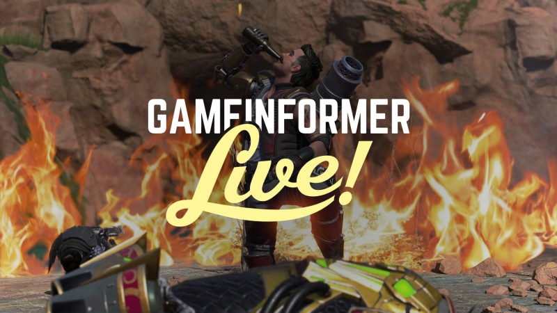 Diving Into Apex Legends Season 8 With A Top 500 Player – Game Informer Live