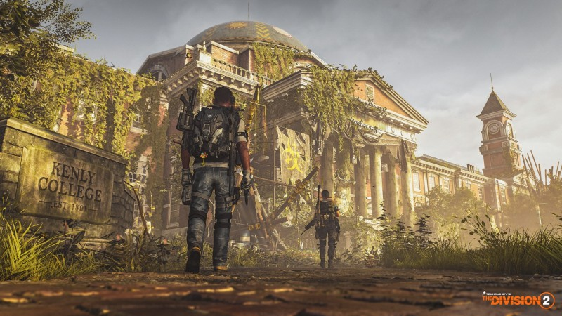 The Division 2 Is Getting New Content Later This Year