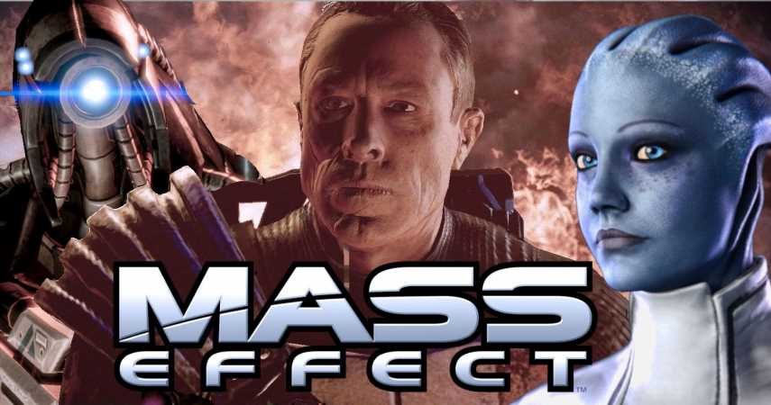 I Correctly Guessed The Entire Plot Of The Mass Effect Trilogy From Looking At Ten Screenshots
