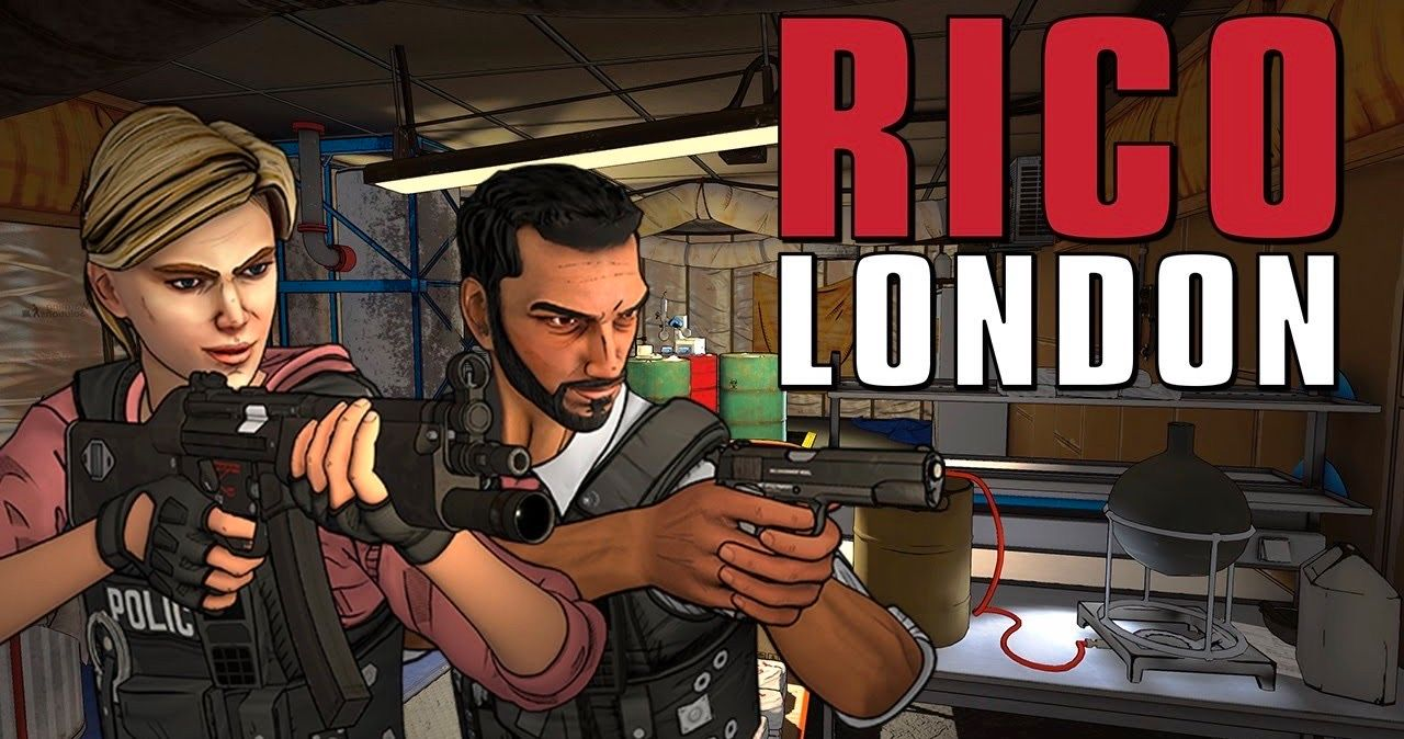 Ground Shatter's Co-Op Shooter RICO London Coming Out In June