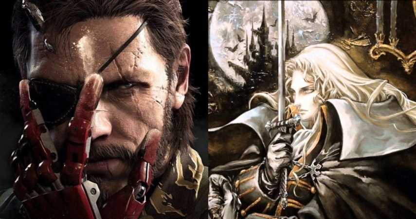 Konami Considers Outsourcing Metal Gear And Castlevania To Third Party Developers