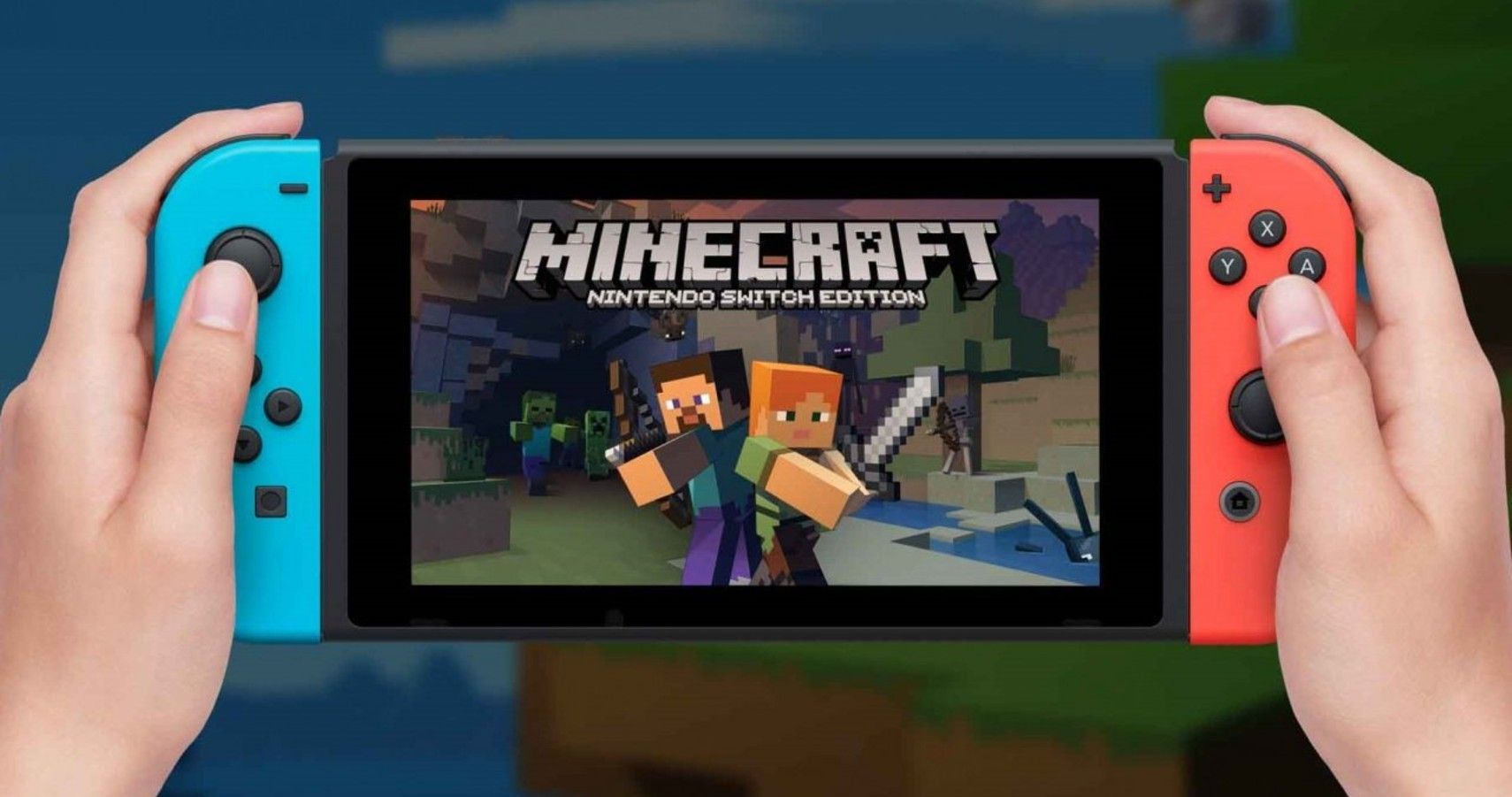 Minecraft Is Quietly Becoming One Of The Best-Selling Switch Games Ever