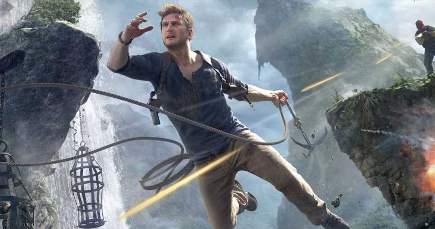 "Tom Holland Says The Uncharted Movie Has The ""Biggest Action Sequences"""