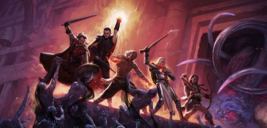 Pillars of Eternity's Switch port won't be getting any better