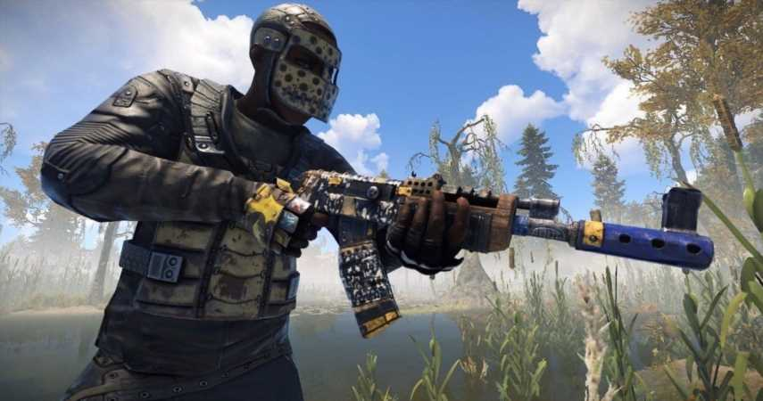 Rust Gets A Softcore Mode To Ease The Chaos Of PvP