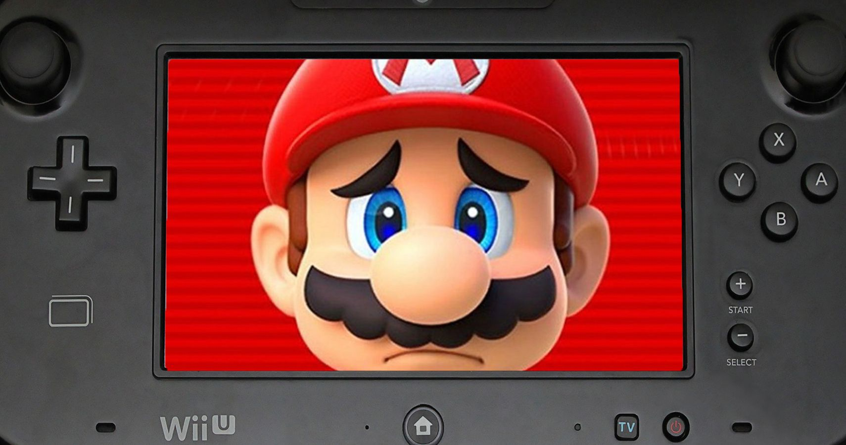 The Wii U Is The Most Depressing Console Ever