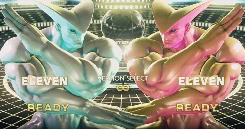 Everything You Need To Know About Eleven In Street Fighter 5