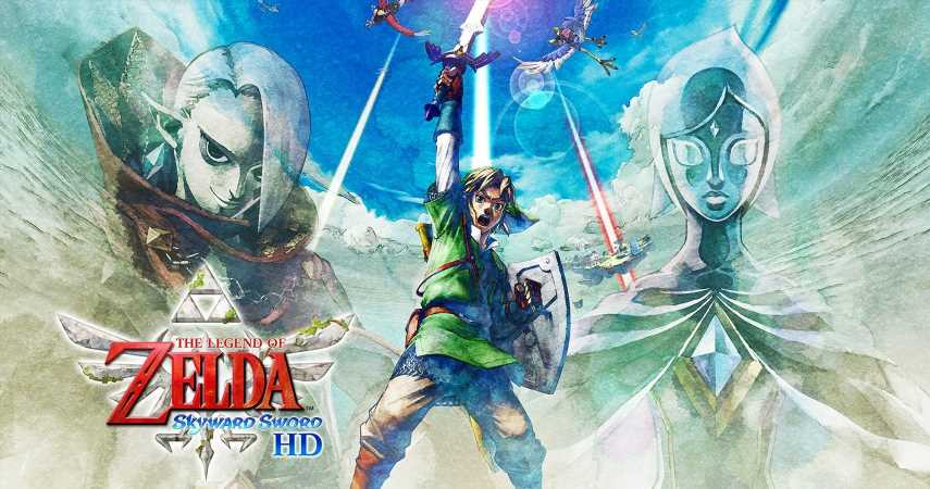 Are We Sure The Legend Of Zelda: Skyward Sword Is Going To Be Better On The Switch?