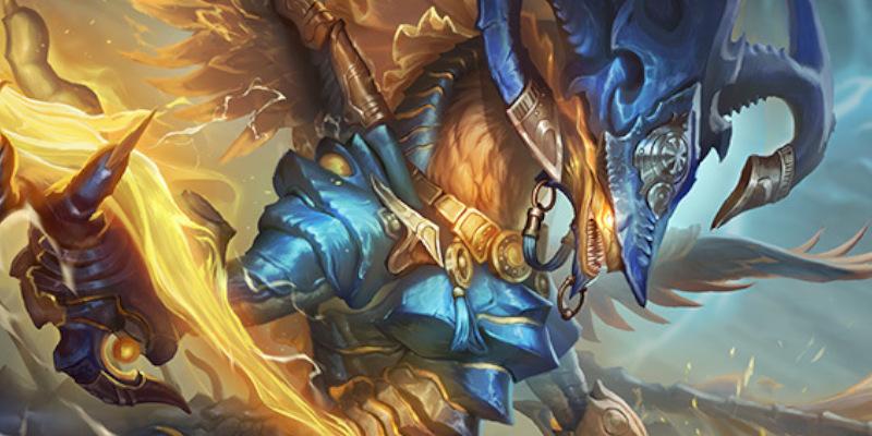 SMITE: Tiamat arrives to the battlegrounds – Daily Esports