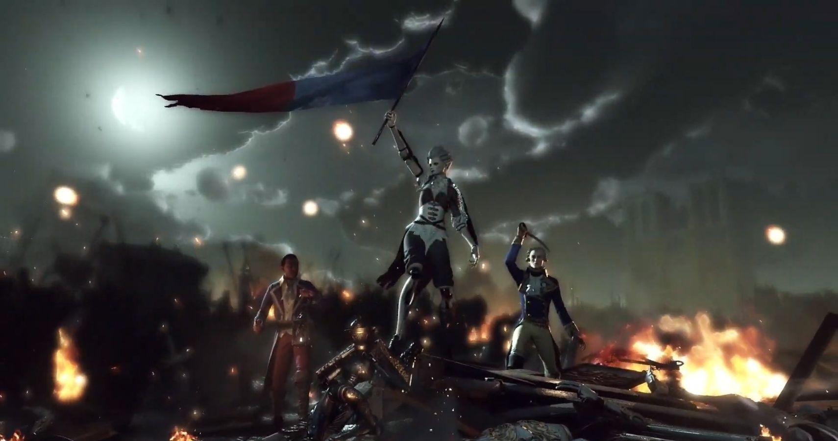 Defend 18th Century Paris Against An Automata Army In Action-RPG Steelrising
