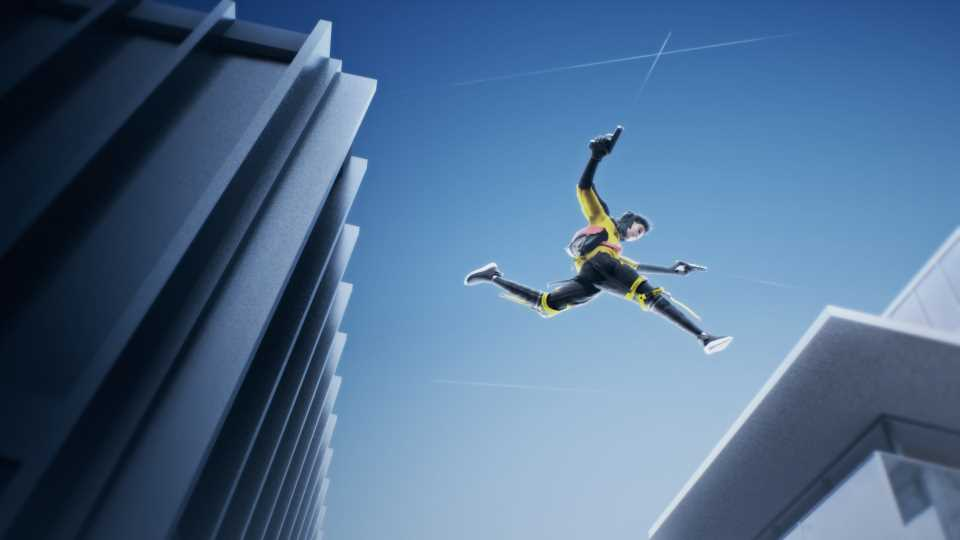 'STRIDE' is Finally Coming to PSVR, Bringing Mirror's Edge-style Action in Early 2021 – Road to VR