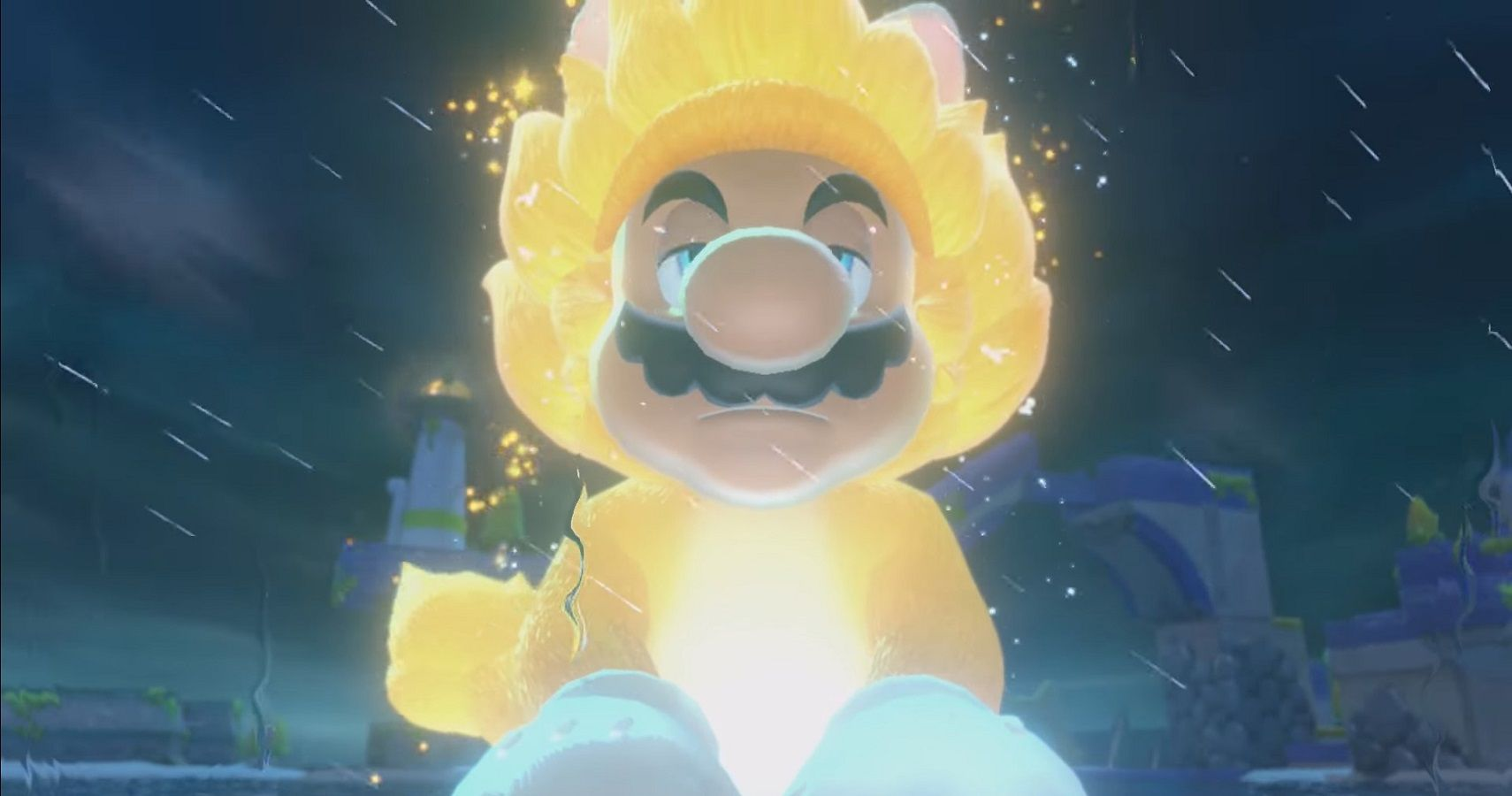 No One Is Talking About Super Saiyan Cat Mario Enough