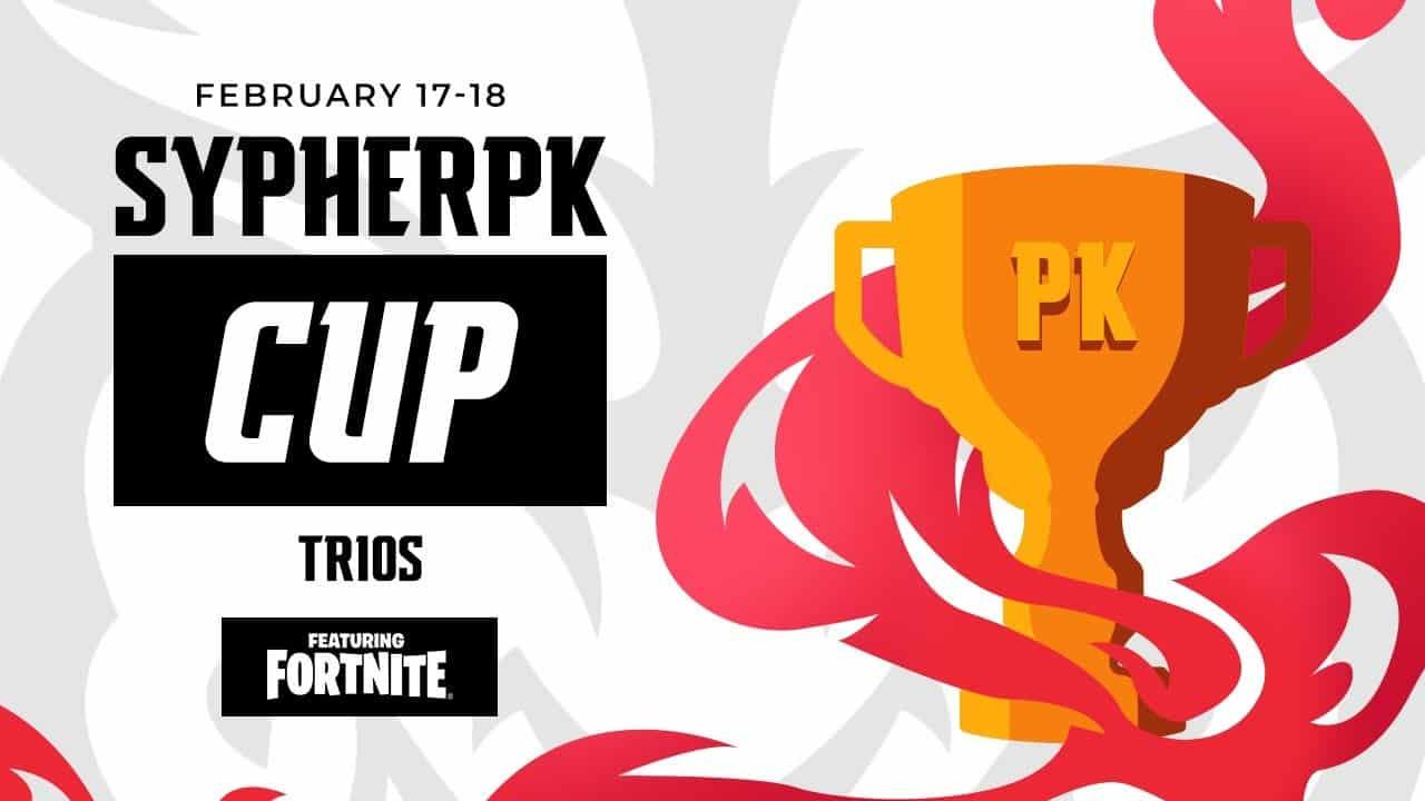 Fortnite: $10k SypherPK Cup Complete Results & Leaderboard