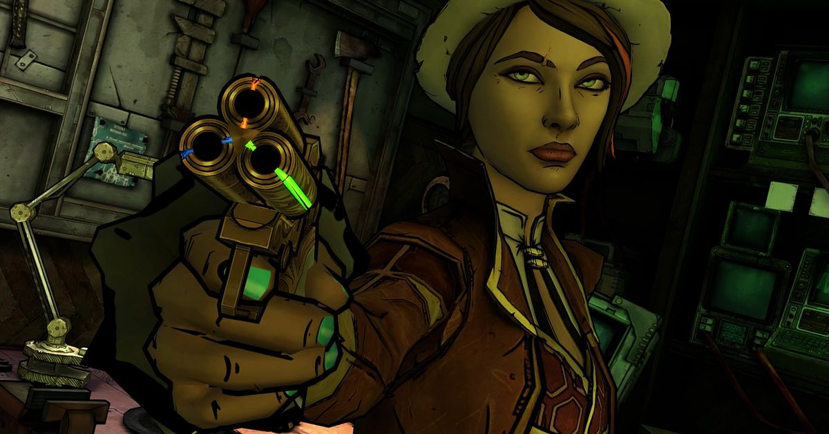 Tales from the Borderlands returns to digital storefronts in February