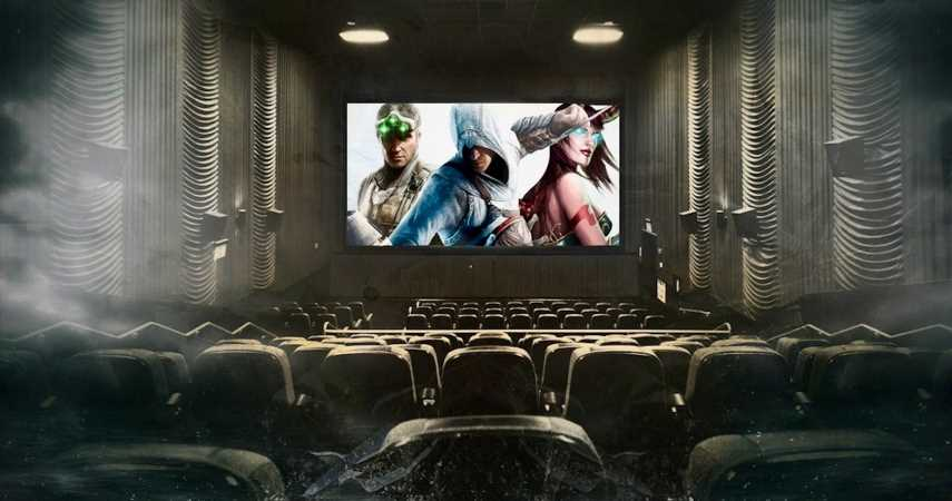 Cinemas Renting Out Their Screens To Gamers To Offset COVID-19 Losses