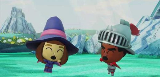 Nintendo's Mii-powered RPG Miitopia is coming to Switch