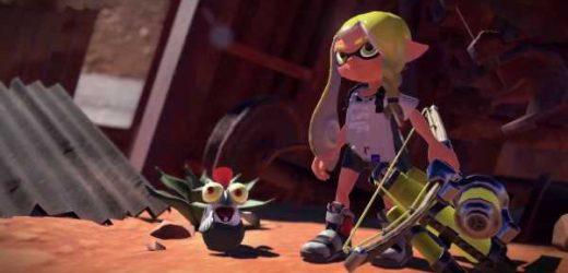Nintendo announces Splatoon 3