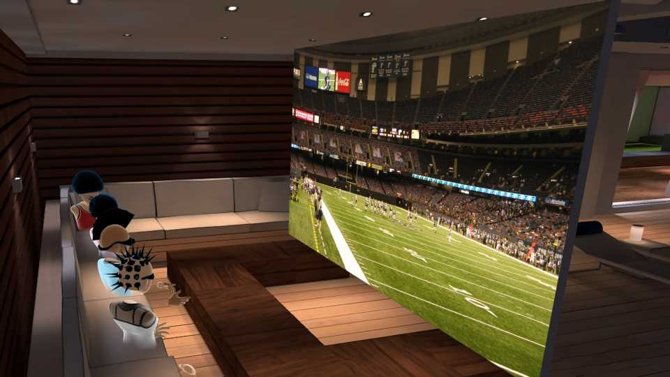 How to Watch the Super Bowl in VR With Friends for Free – Road to VR