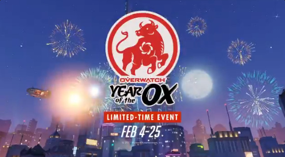 Overwatch Year of the Ox event coming soon – Daily Esports