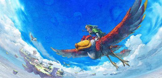 The Legend of Zelda: Skyward Sword coming to Nintendo Switch
