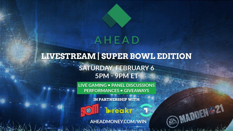 Ahead Financials Draws Up Diversity Play For Super Bowl Saturday
