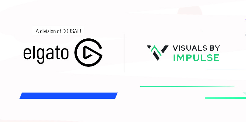 Corsair Further Invests into the Live Streaming Market, Acquires Visuals by Impulse