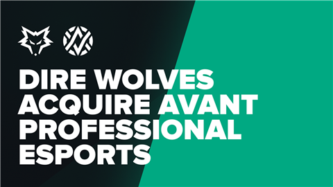 Dire Wolves Acquires AVANT Gaming, Sells LCO Slot