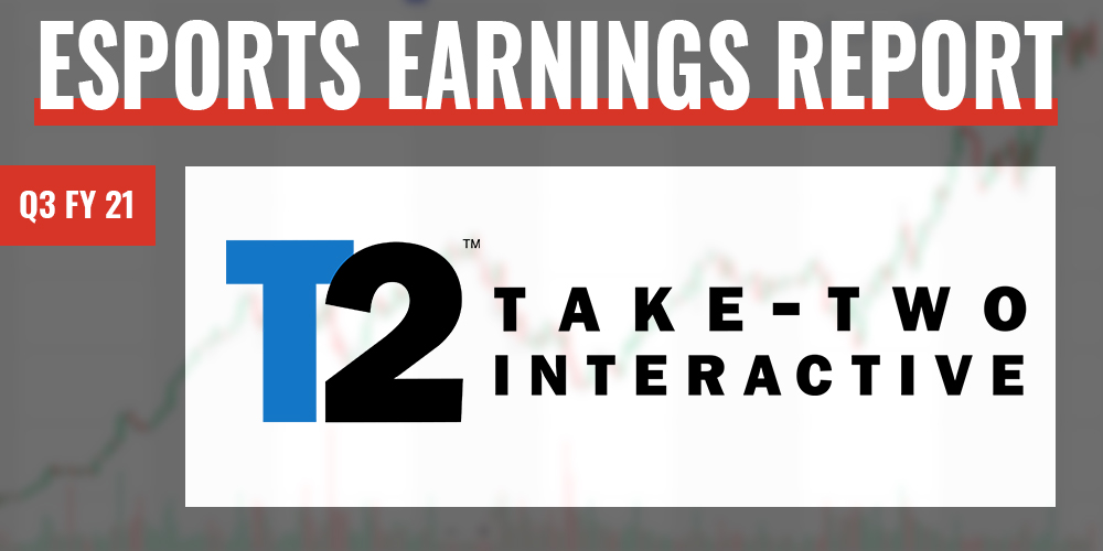 Take-Two Interactive Software Reports $182M Profit, Post-Purchase Game Revenues Up 57%