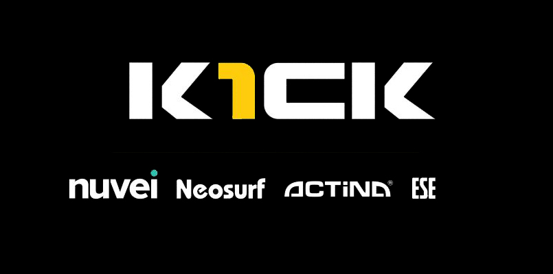 K1CK Extends Neosurf Partnership for Two More Years