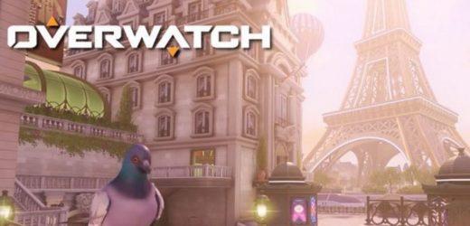 La Ville Lumiere: How Blizzard's Overwatch Team Built Paris