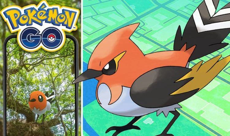 Pokemon Go March Community Day date, times, Shiny Fletchling, rewards, special moves
