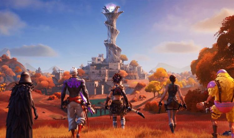 Fortnite map changes: New season 6 POIs revealed – The Spire, Boney Burbs and more