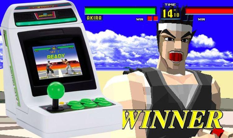 Sega Astro City Mini finally comes to the UK: Pre-orders open for mini arcade machine