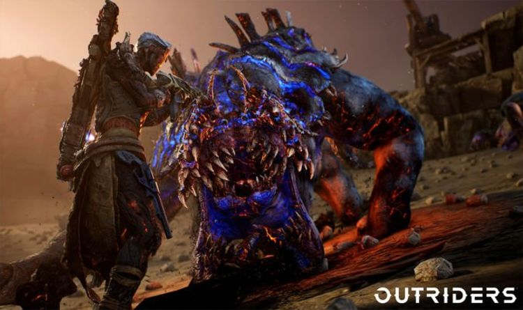 Outriders early access: How are some playing Outriders early ahead of release time?