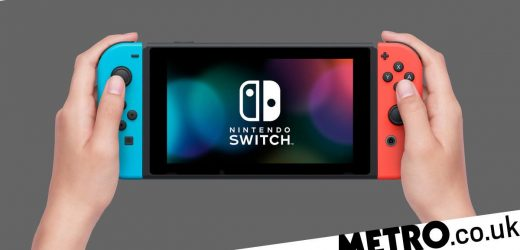 Nintendo Switch was best-selling console of 2020 as games market hits £7 billion