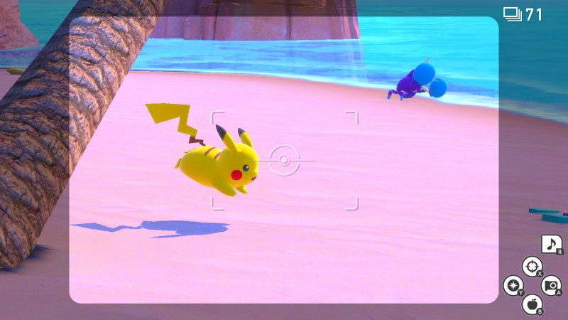 New Pokémon Snap Preview – Seaside Snapping