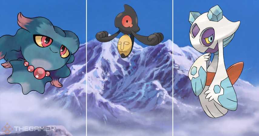 10 Ghost Pokemon With Dark Inspirations