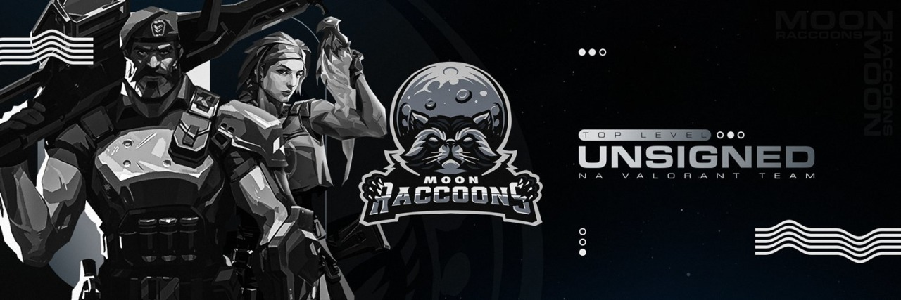 Moon Raccoons return to Valorant with all female roster