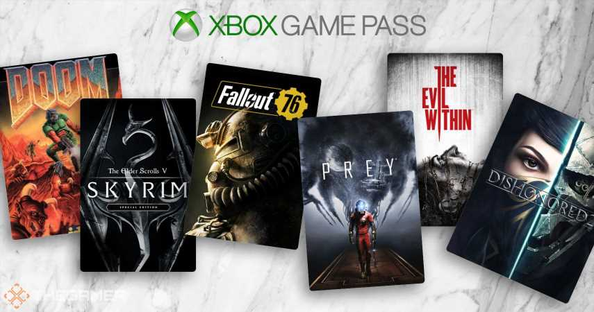 20 Bethesda Games Are Coming To Xbox Games Pass Tomorrow