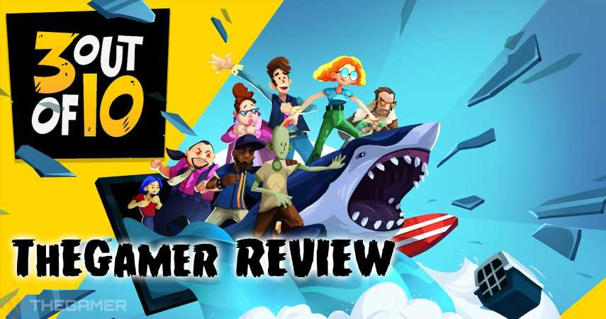 3 Out Of 10: Season One Switch Review: Dive Right In