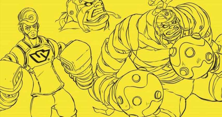 The ARMS Comic Has Been Cancelled