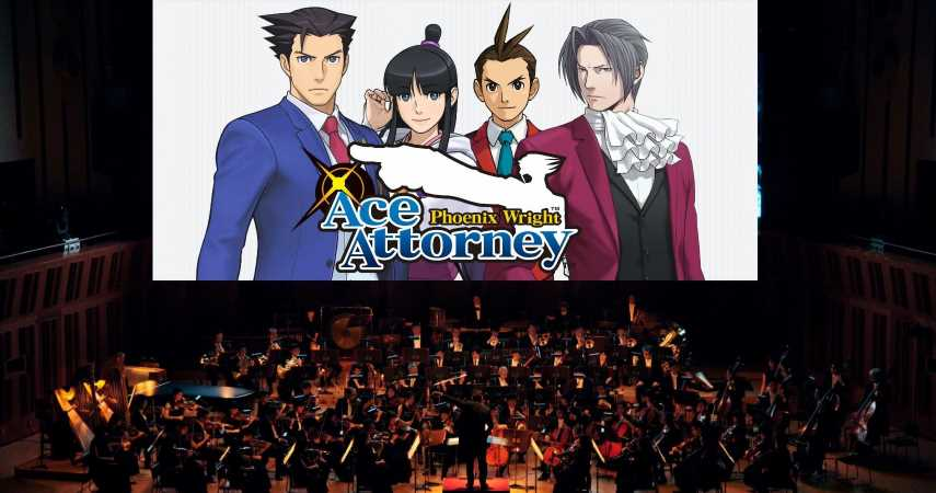 Tokyo Philharmonic Orchestra Will Hold Ace Attorney Online Concert On April 10