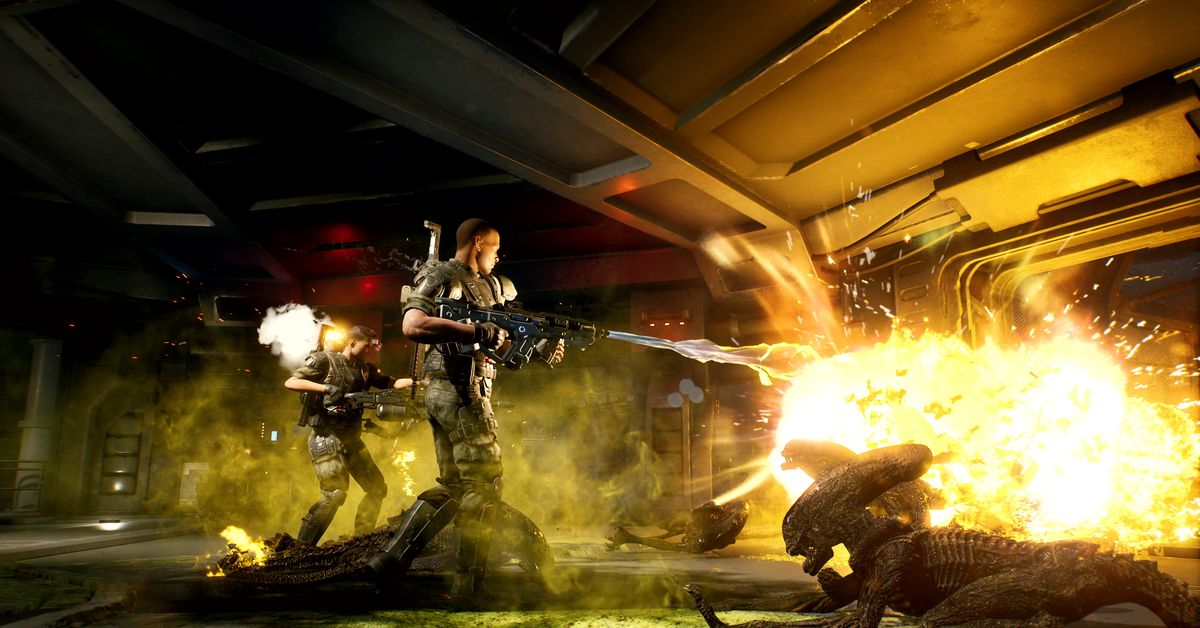 Aliens: Fireteam is an all-new, co-op bug hunt for the Colonial Marines