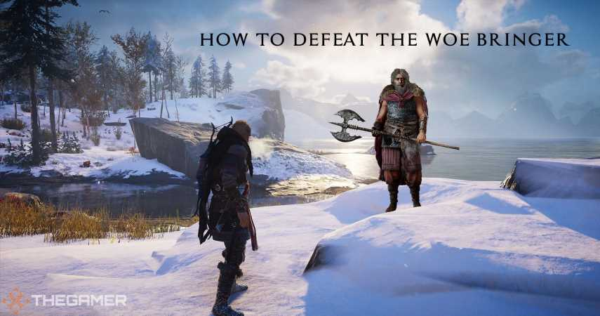Assassin's Creed Valhalla: How To Defeat The Woe-Bringer