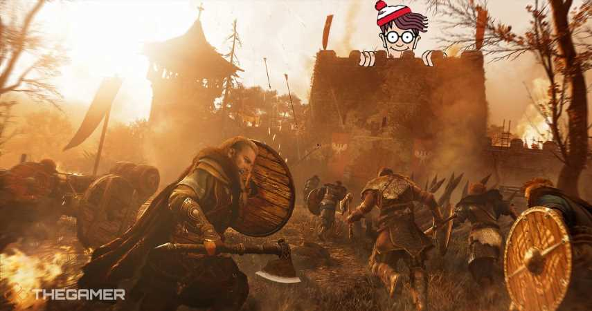 """Assassin's Creed Launching Its Own """"Where's Wally?"""" Book Later This Year"""