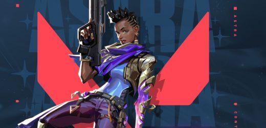 Valorant's newest Agent, Astra, revealed
